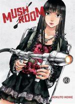 Mushroom 3 Manga