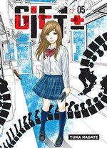 Gift ± 5 Manga