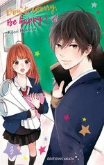 Don't worry, be happy 3 Manga