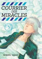 Courrier des miracles T.3 Manga