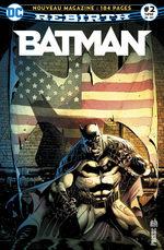 Batman Rebirth # 2