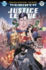 Justice League Rebirth 2