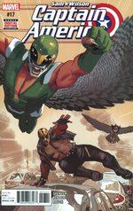 Sam Wilson - Captain America # 17
