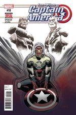 Sam Wilson - Captain America # 18