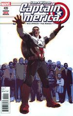 Sam Wilson - Captain America # 20