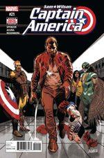 Sam Wilson - Captain America # 21