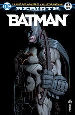 Batman Rebirth # 3