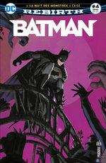 Batman Rebirth # 4