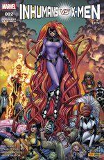 Inhumans Vs. X-Men 2