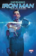 Infamous Iron Man # 7