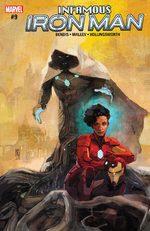 Infamous Iron Man # 9