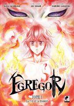 Egregor 1 Manga
