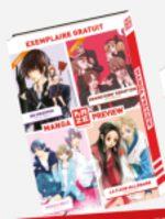 Manga Preview Kazé 0