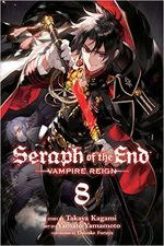 couverture, jaquette Seraph of the end 7.5