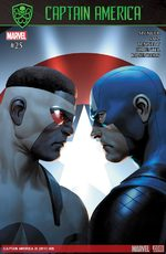 Sam Wilson - Captain America # 25