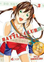 Battle Club 2nd Stage 3 Manga
