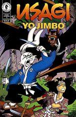 Usagi Yojimbo 4 Comics