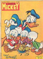 Le journal de Mickey 496 Magazine