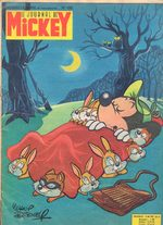 Le journal de Mickey 498 Magazine