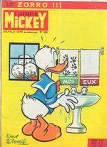 Le journal de Mickey 669 Magazine