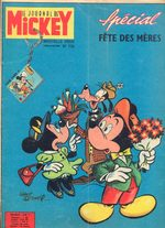 Le journal de Mickey 730 Magazine