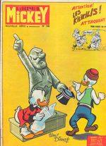 Le journal de Mickey 746 Magazine
