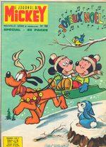 Le journal de Mickey 760 Magazine