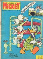 Le journal de Mickey 771 Magazine