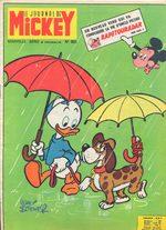 Le journal de Mickey 803 Magazine