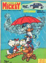 Le journal de Mickey 825 Magazine