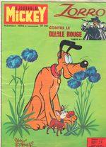 Le journal de Mickey 841 Magazine