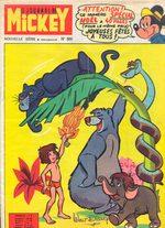 Le journal de Mickey 860 Magazine