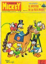 Le journal de Mickey 882 Magazine