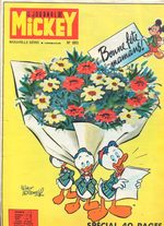Le journal de Mickey 883 Magazine