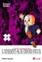 L'Enfant aux Trois Yeux 4 Manga