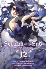 couverture, jaquette Seraph of the end 12