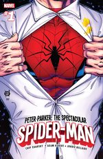 Peter Parker - The Spectacular Spider-Man # 1