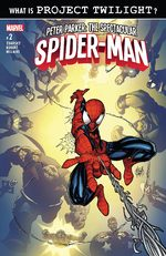 Peter Parker - The Spectacular Spider-Man # 2