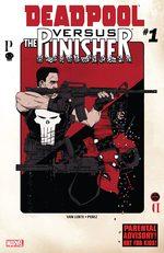 Deadpool Vs. The Punisher 1