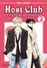Host Club - Le Lycée de la Séduction 2 Manga