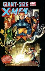 Giant-Size X-Men # 4