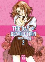 The day of revolution T.2 Manga