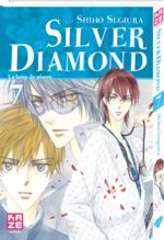 Silver Diamond 7
