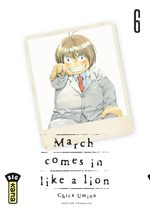 March comes in like a lion 6