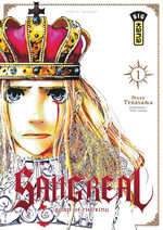 couverture, jaquette Sangreal - Road of the king 1