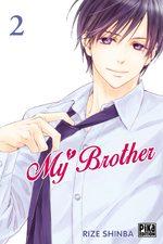 My brother 2 Manga