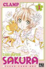 Card captor Sakura - Clear Card Arc # 1