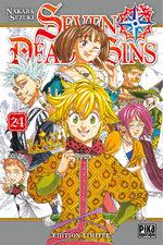 Seven Deadly Sins # 24