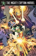 The Mighty Captain Marvel # 6