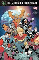 The Mighty Captain Marvel # 7